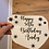 Thumbnail: BALLOON DECALS - ANY NAME/AGE/OCCASSION/WORDING***