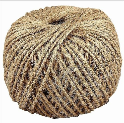 Natural twine 3mm - X 10m length