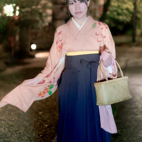 折原いのりさん 京都祇園エリア ポートレート神戸撮影会
