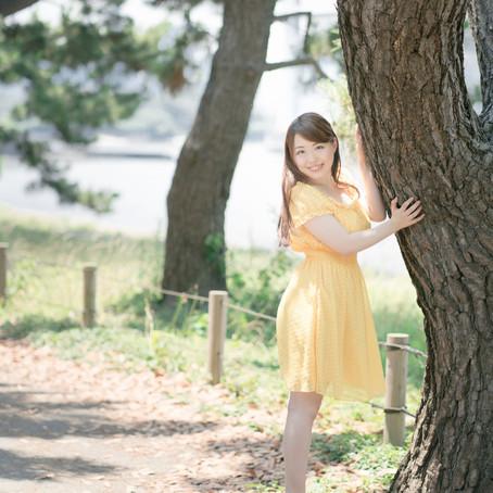 高野駒子さん お台場 onedrop個人撮影会