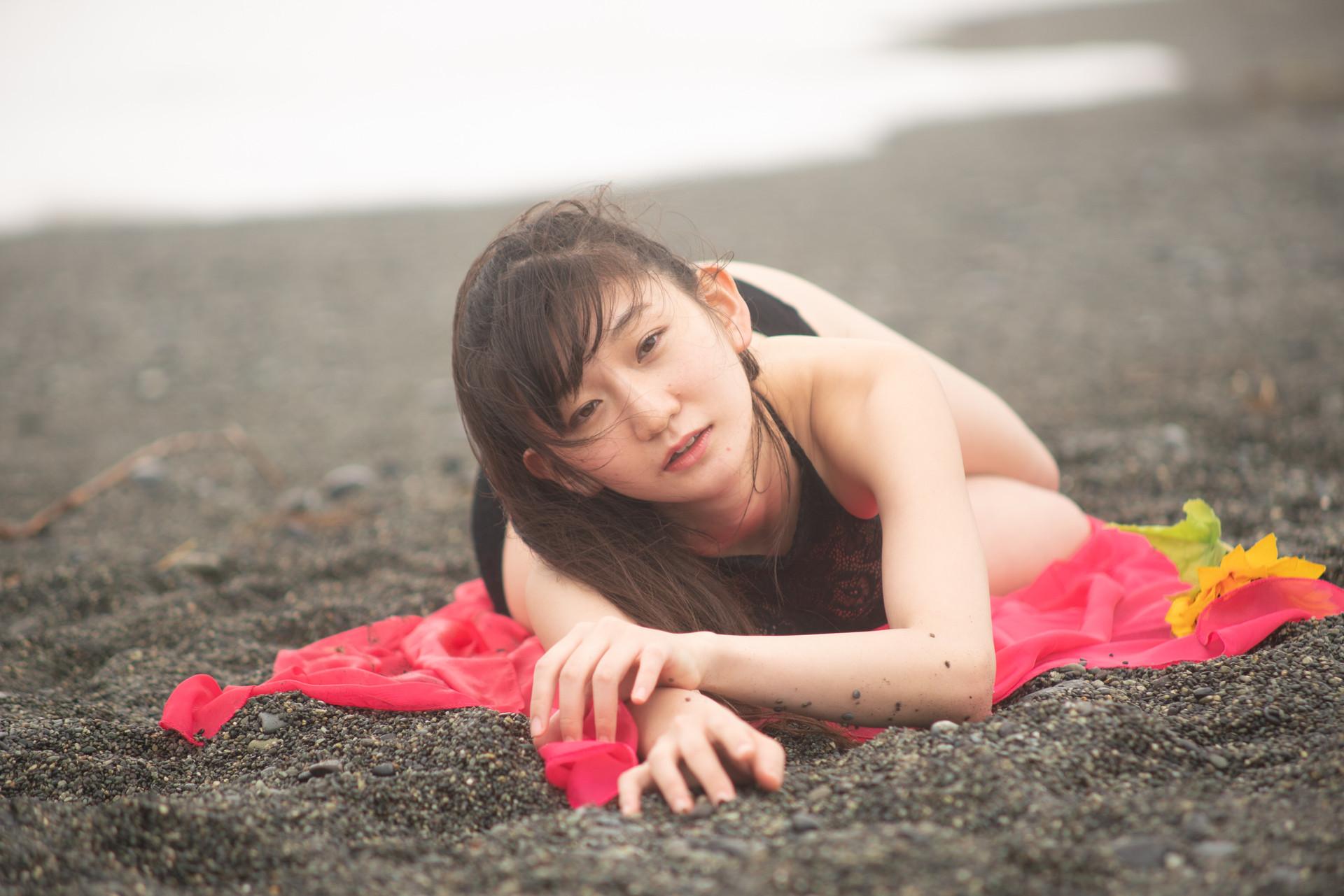 緒方 来夏さん(ミス湘南2017)