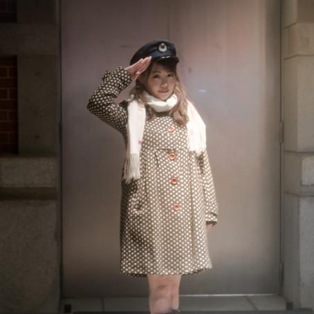 高野駒子さん 東京駅丸の内側エリア smooth撮影会