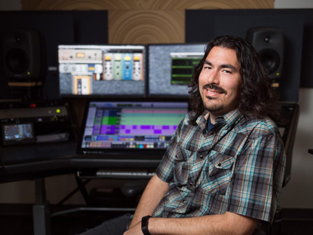 FROM UTILITY TO CREATIVITY: Grammy Nominated Engineer Greg Wurth on his Journey with Flock Audio and