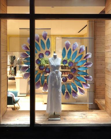 Spring Retail Window Display 5