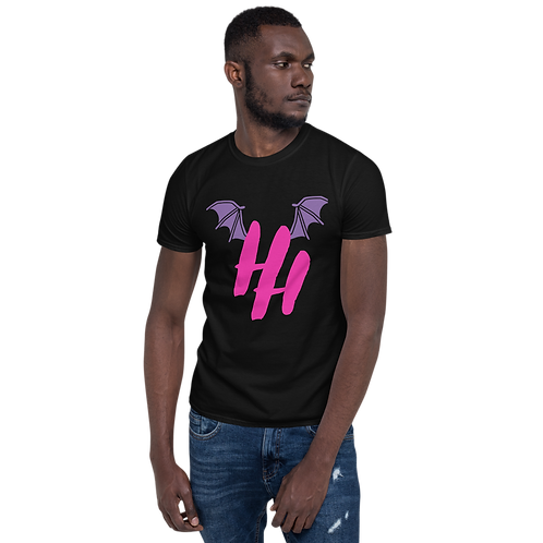 HH Bat Short-Sleeve Unisex T-Shirt