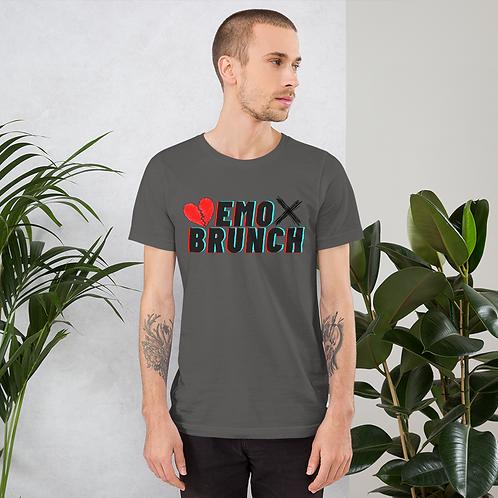 EMO BRUNCH Short-Sleeve Unisex T-Shirt