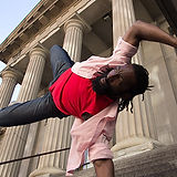 Urban Jazz Dance - Antoine Hunter