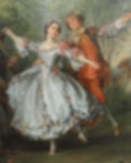 La_Camargo_Dancing_by_Nicolas_Lancret,_c