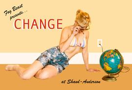 November 13-22, 2015  FogBeast  CHANGE