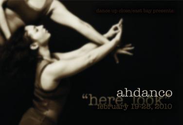 February 2010  AHDANCO  HERE/LOOK