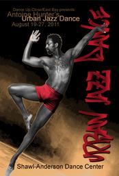 August 2011 Antoine Hunter  URBAN JAZZ DANCE