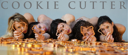 January 2- February 1, 2015  ka.nee.see   collective  COOKIE CUTTER