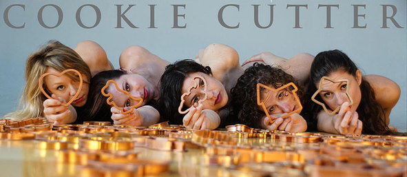 January 2- February 1, 2015  ka.nee.see | collective  COOKIE CUTTER