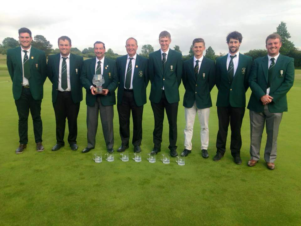 Lincs Boys-Midland Champions