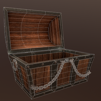 Open View Wireframe
