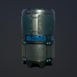 Sci-Fi Container