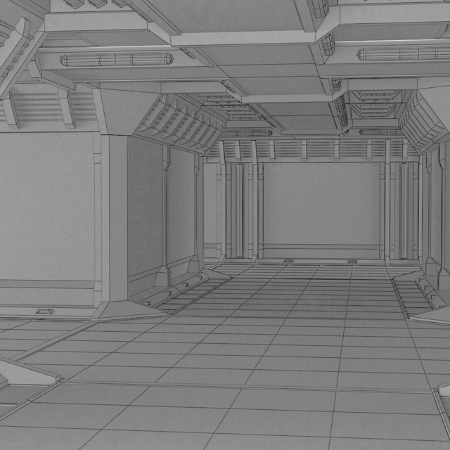 Perspective Wireframe 2