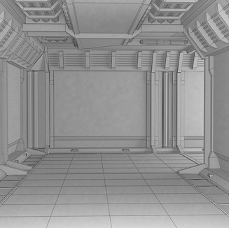 Perspective Wireframe 1