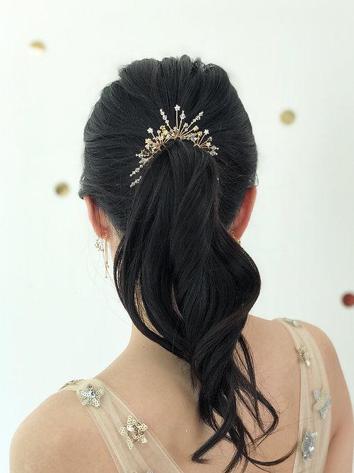 Scorpio hair pin