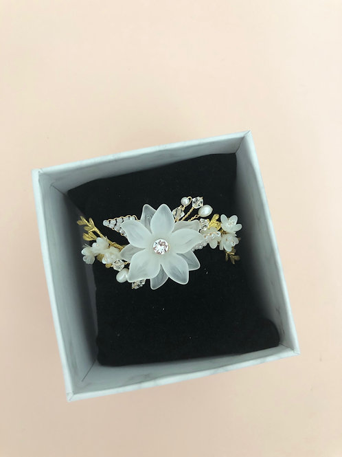 12 Joyce bracelet (White)