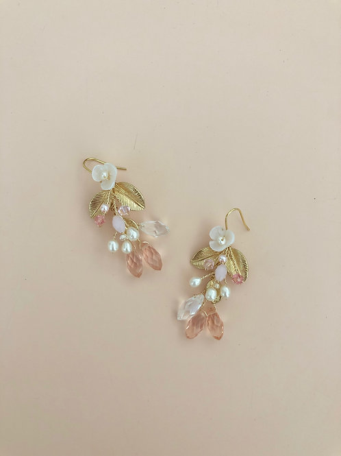 26 Charlene earrings (Long)