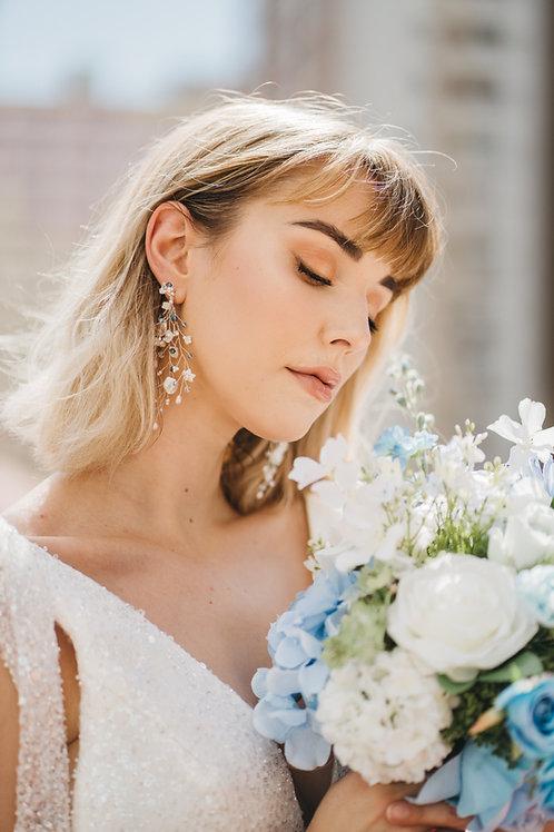 Myra earrings (Forzen version)
