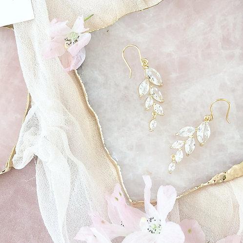 Hedera earrings