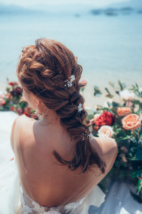 Nicole hair pin (Set of 3)
