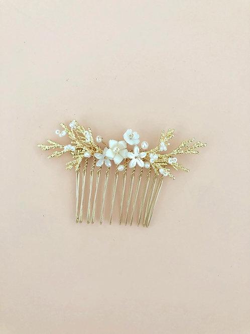 49 Fleur hair comb_3