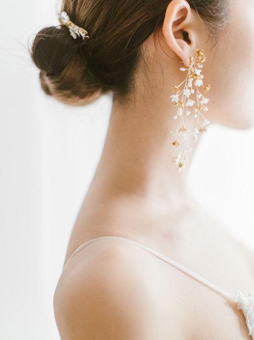 Myra earrings (Maple Version)