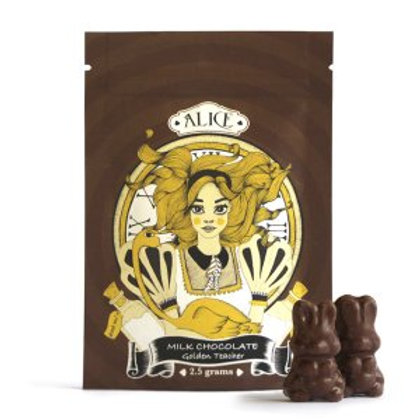 Alice Milk Chocolate Mush