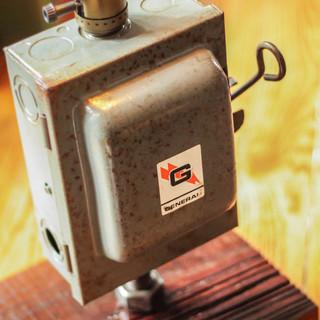 Fusebox Lamp
