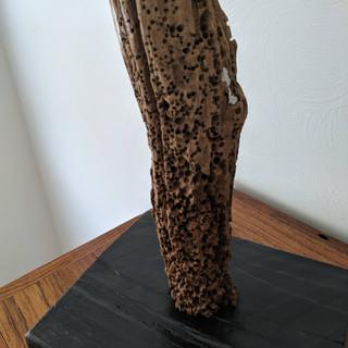 Wood Art Sculpture