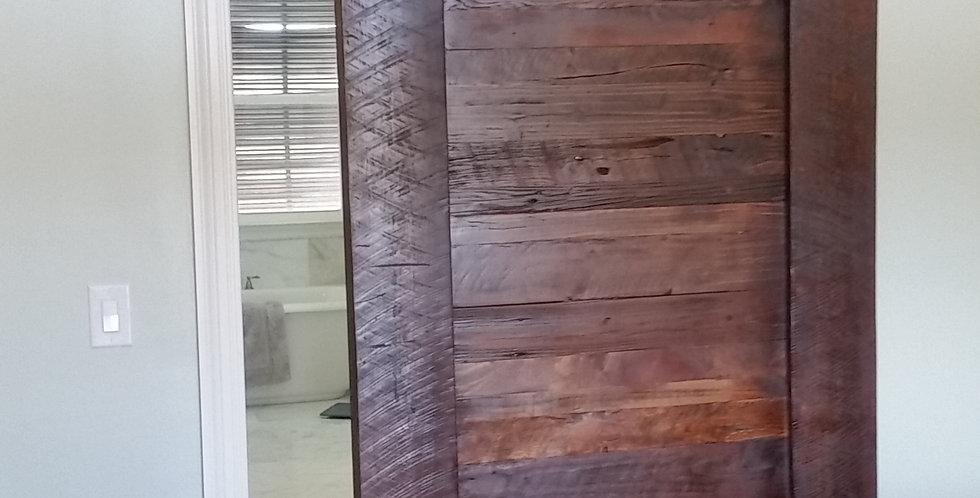 Barn Door, Standard Door Frame
