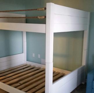 Queen - Queen Bunk Bed