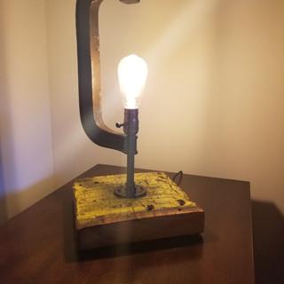 C-Clamp Lamp