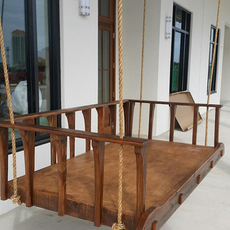 Twin Bed Swing