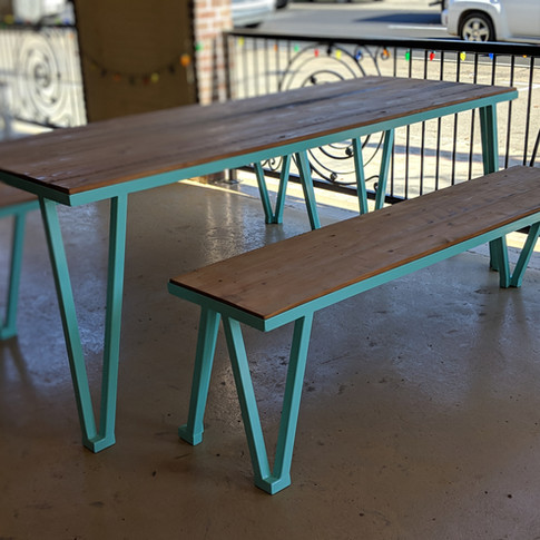 Picnic Table & Bench
