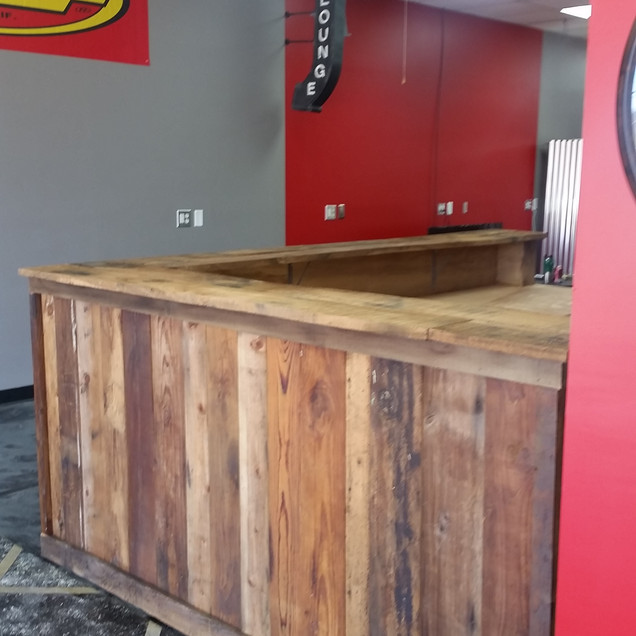 Storefront Counter