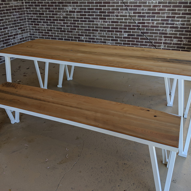 Picnic Table & Benches