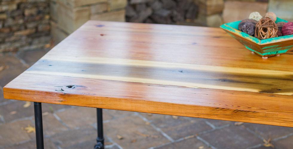Multi-Species Wood Desk