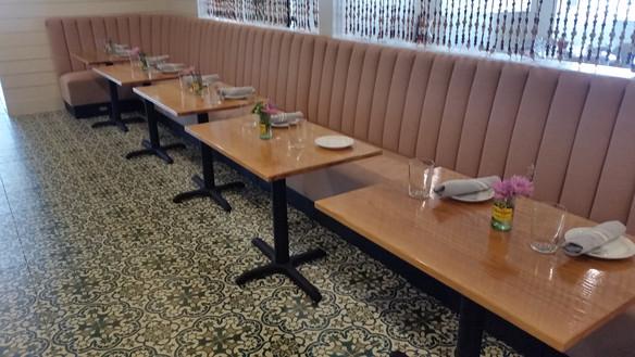 Oak Top Tables