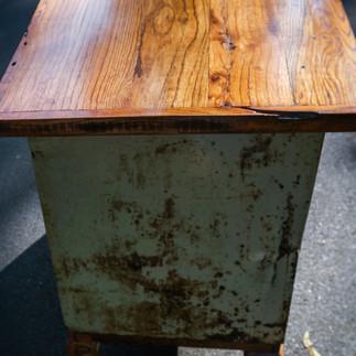 Refurbished Metal Cabinet