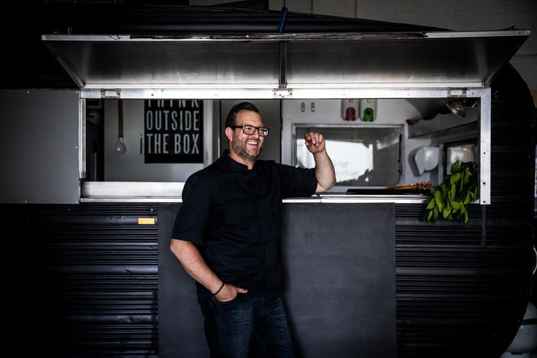 Paul Foreman Chef branding