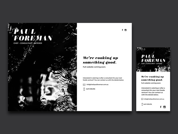 Paul Foreman website holding page.jpg