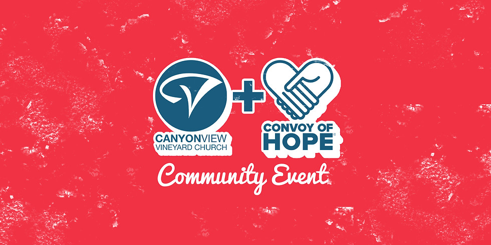 Convoy of Hope Community Event
