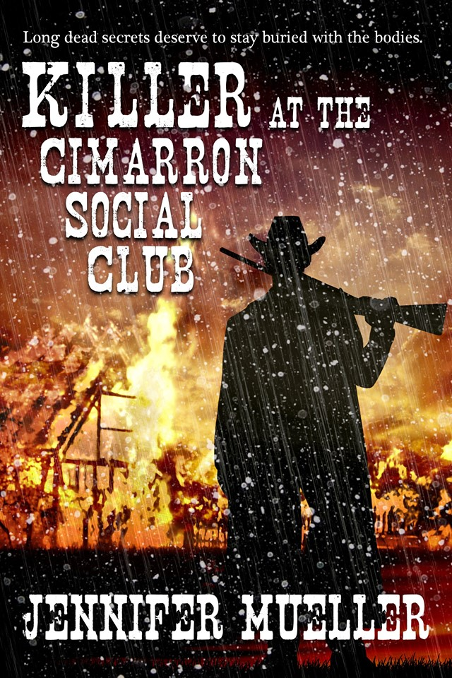 killer at the cimarron Social Club