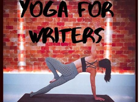 SUMMER YOGA WORKSHOP FOR WRITERS