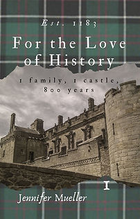 cover of For the Love of history