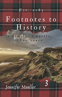 cover of footnotes to history